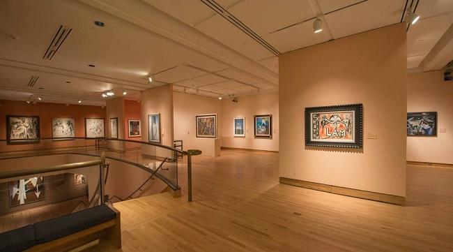 Best art galleries Boston museums supplies classes