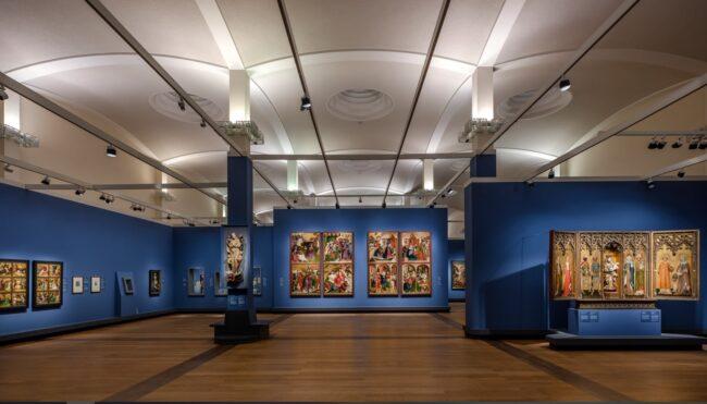 Best art galleries Berlin museums supplies classes
